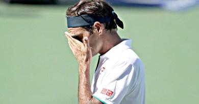 "Roger Federer ""it was tough for me"""