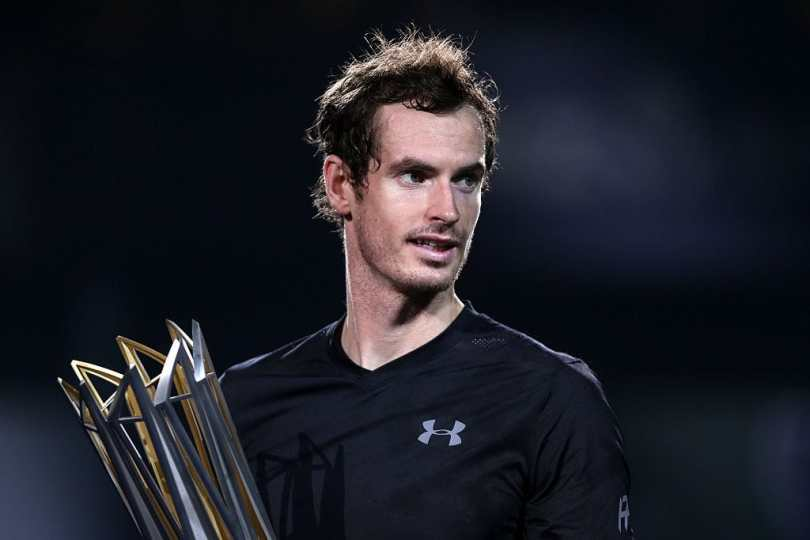 Andy Murray reveals how happy He's to play in Shanghai