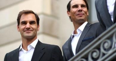 Roger Federer praised Nadal for winning the 19th Majors