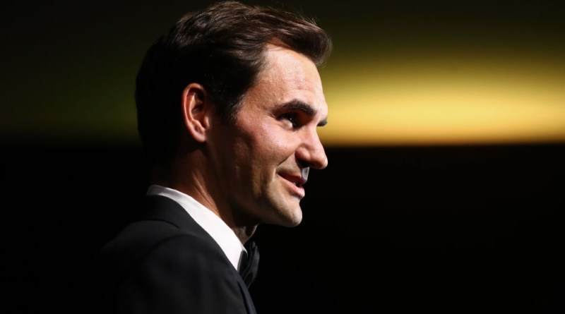 Roger Federer gives an answer about retirement question