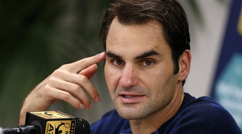 Breaking: Roger Federer withdraws from Paris Bercy 2019