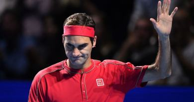 Roger Federer withdraws from the ATP Cup 2020
