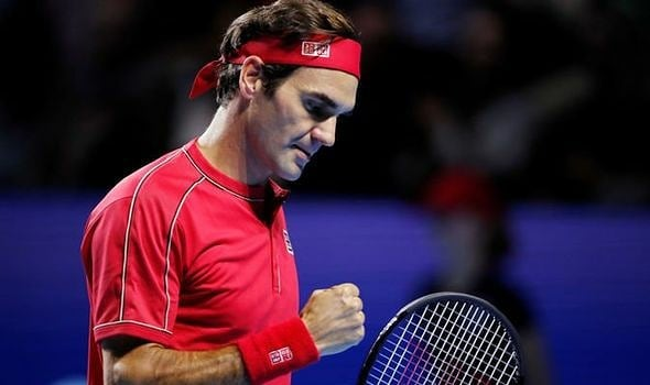 Roger Federer achieves two records in Basel 2019