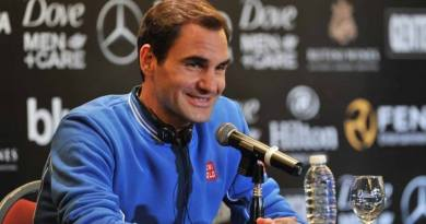 Roger Federer responds to retirement question again in Argentina