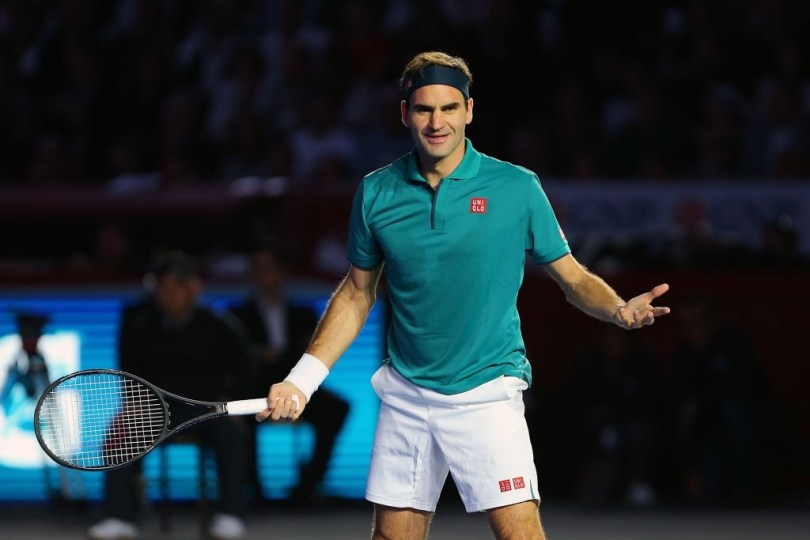 Roger Federer talks about the 2020 Season and big events