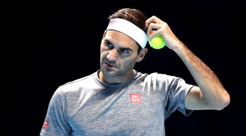 Roger Federer praises the Young Players in the ATP Finals
