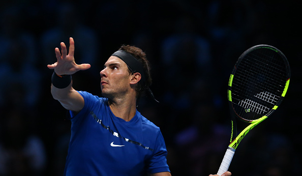 Will Rafael Nadal play the Nitto ATP Finals 2019?