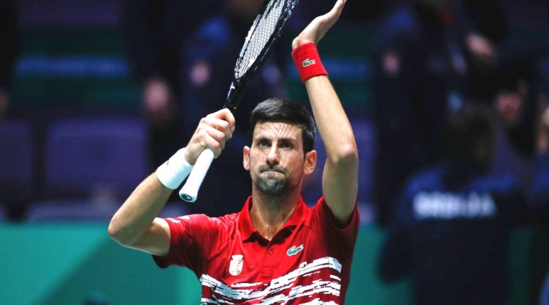 Novak Djokovic will play a new event ahead of the Australian Open 2020