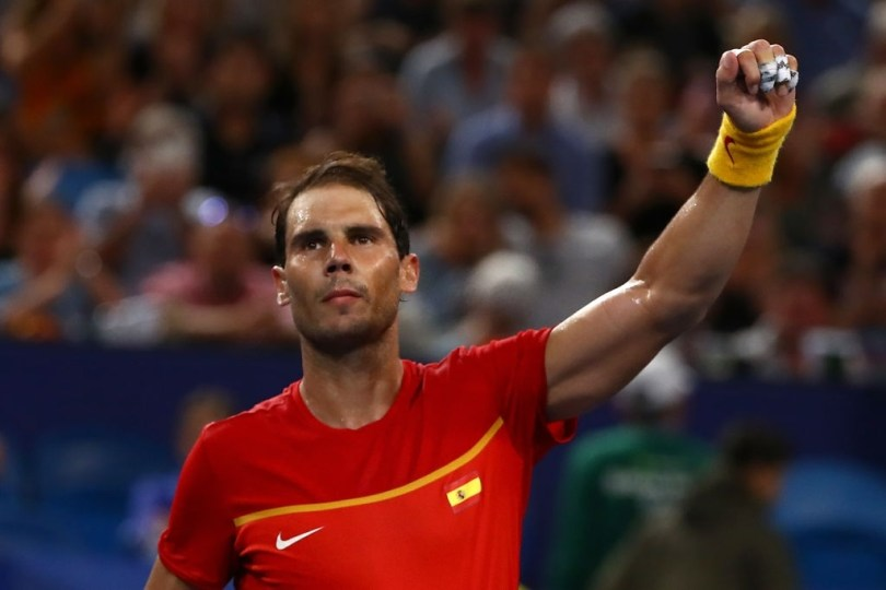 Rafael Nadal makes new record at the beginning of the decade