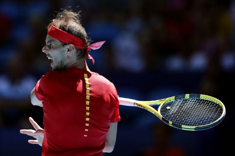 Rafael Nadal reveals his goal over Grand Slam titles record