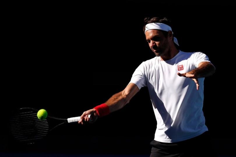Roger Federer reveals his preparation for the Australian Open 2020