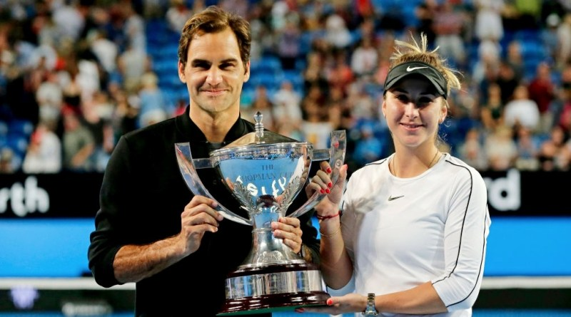 Bencic hopes to play Doubles with Roger Federer in Olympics