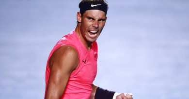 Rafael Nadal reveals the happiness after the win over Kecmanovic