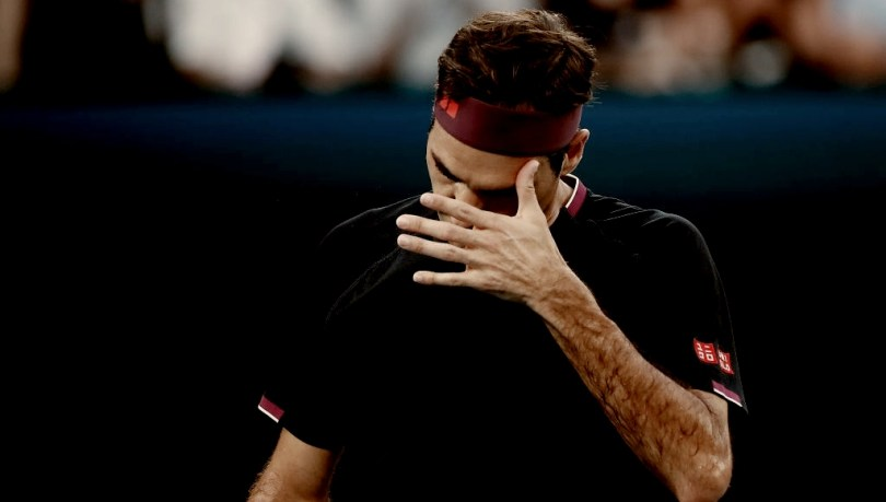 Roger Federer is out for 3 months due to the injury