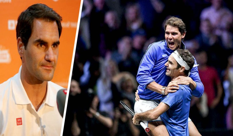 Roger Federer reveals about his relationship with Rafael Nadal