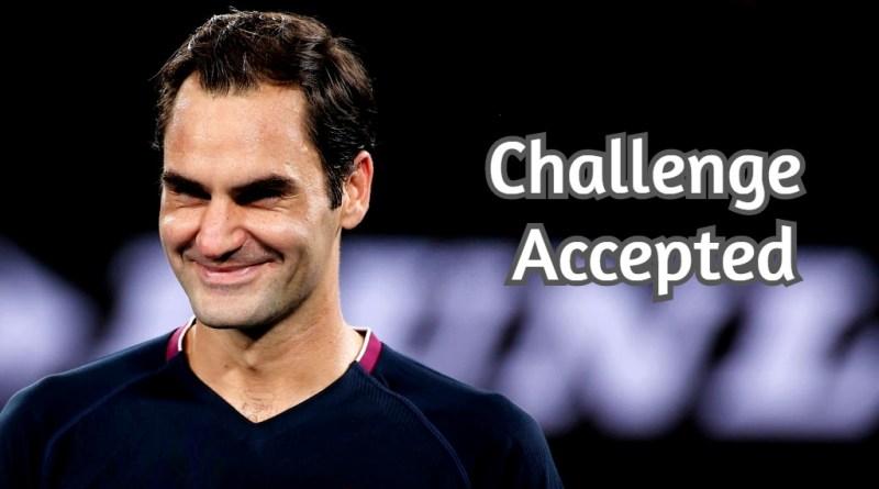 Roger Federer jokes with Trevor Noah ahead of Match for Africa