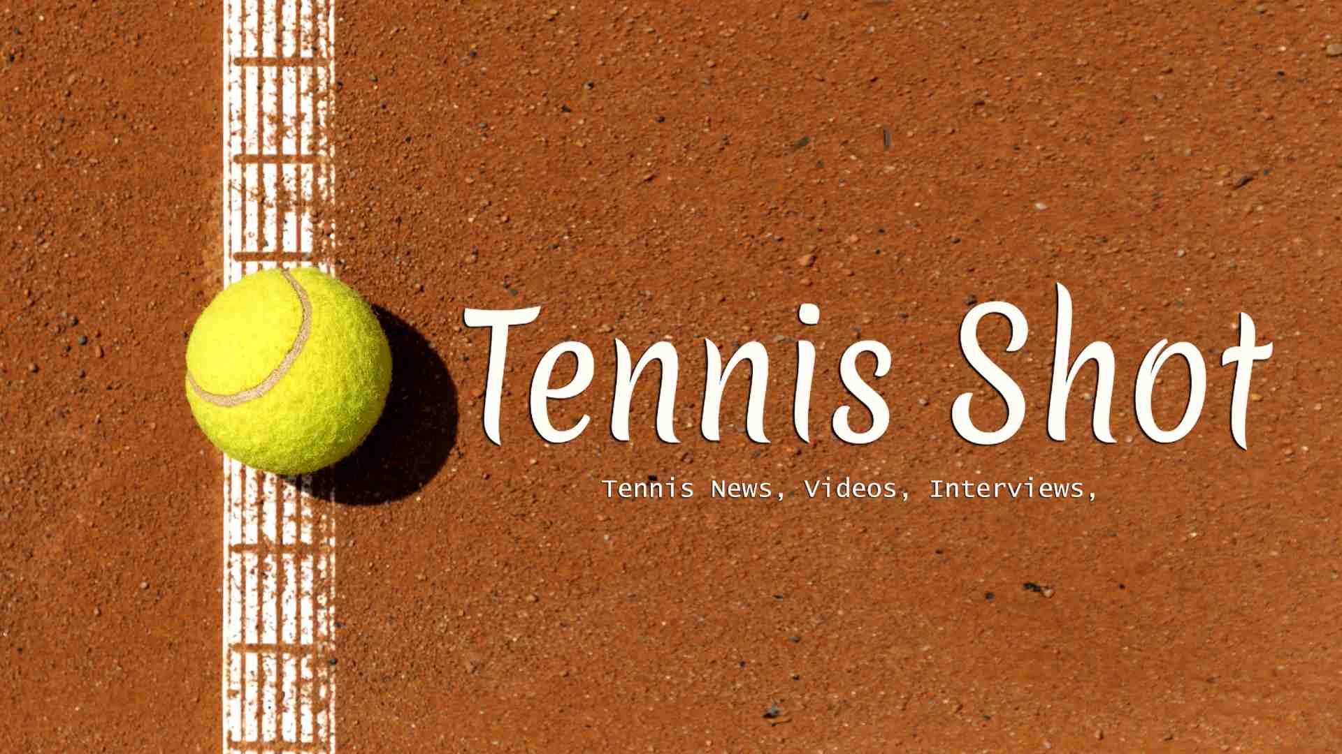 Tennis shot