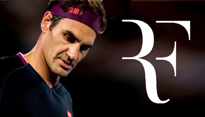 Roger Federer gets back the RF logo from Nike