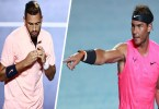 Rafael Nadal refused to make an Instagram Live with Kyrgios