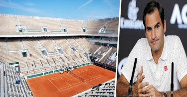 Roger Federer gives his opinion about playing in empty stadiums