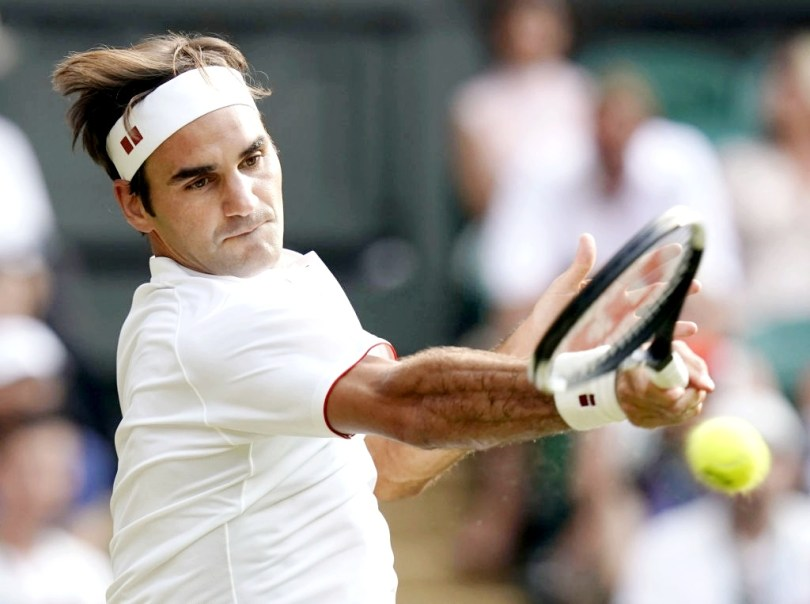Roger Federer reveals He did not miss Tennis But He's super motivated