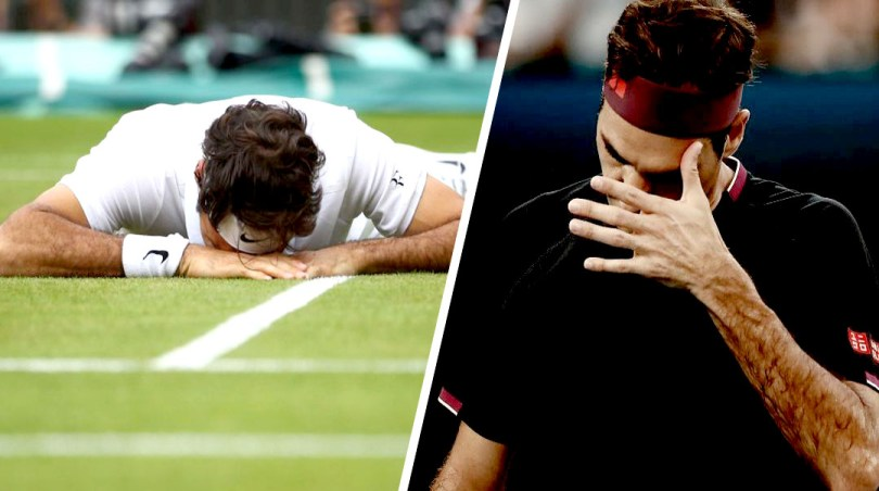 Roger Federer knee Injury could be scary - an analyst said