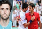 """Even if Djokovic wins 36 Slams Federer will be preferred"" says Simon"