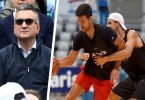 Dimitrov's manager responds to Novak Djokovic's father