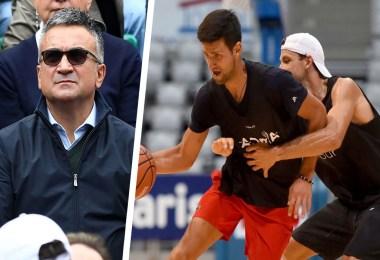Dimitrov's manager responds to Novak Djokovic's father