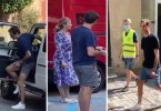 Roger Federer hangs out with his wife Mirka after Corona Lockdown