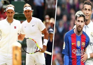 """Federer is like Messi and Rafa is like Ronaldo"" Federer and Nadal finally answer"