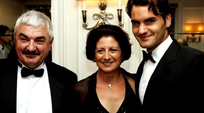 Roger Federer reveals a secret about his parents