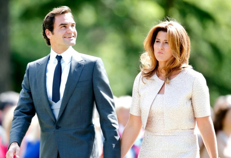"""Supporting Roger is better than playing"" Roger Federer's Wife said"