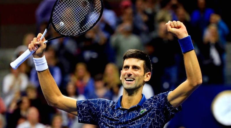 Novak Djokovic says emotional words ahead of the US Open 2020