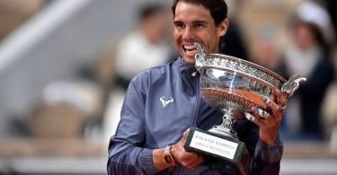 Rafael Nadal Roland Garros 2020 - Draw