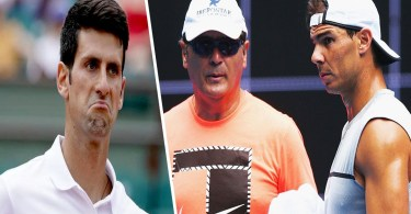 "Rafael Nadal's uncle attack Djokovic after the ATP split ""He's Selfish"""