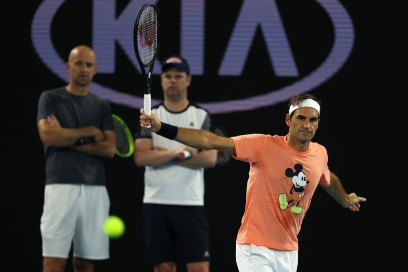 Roger Federer promises to come back stronger in amazing form
