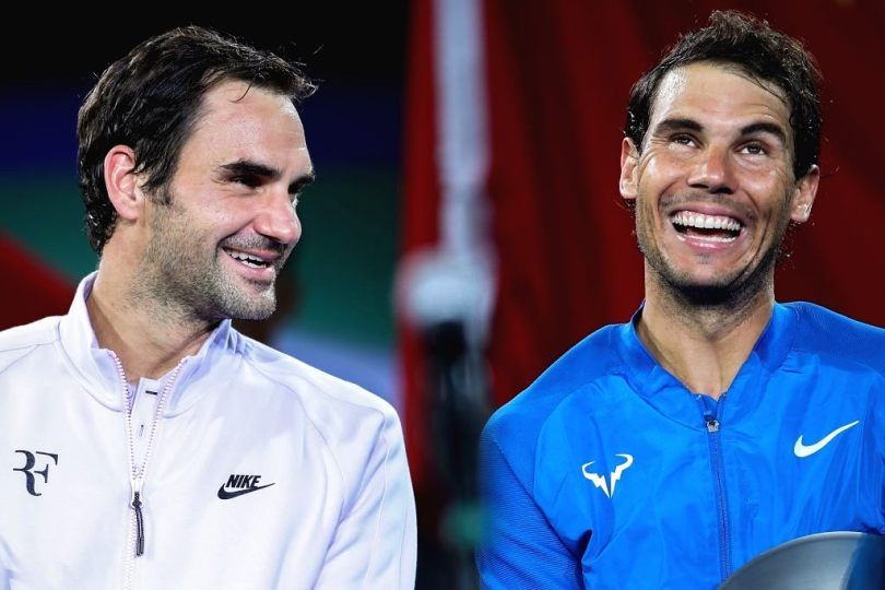 """We don't have 10 more years of Roger Federer"" Rafael Nadal says"