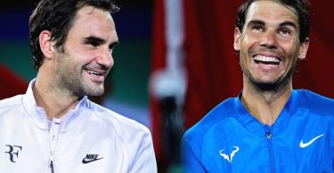 """""""We don't have 10 more years of Roger Federer"""" Rafael Nadal says"""