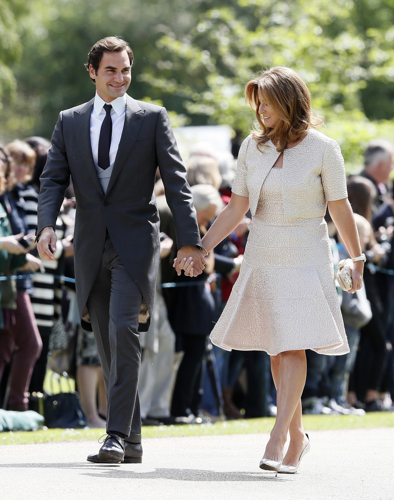 Roger Federer reveals the Amazing relationship with his wife Mirka