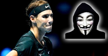 Rafael Nadal sends warning to his fans from Hackers tricks