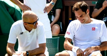 Roger Federer's coach gives new updates as they prepare for 2021 in Dubai