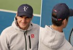 Roger Federer gets back his amazing RF Logo