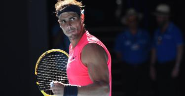 Rafael Nadal Australian Open 2021 - Amazing Outfit [ but no sleeveless ]