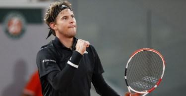 Dominic Thiem reveals the hope to win Roland Garros 2021