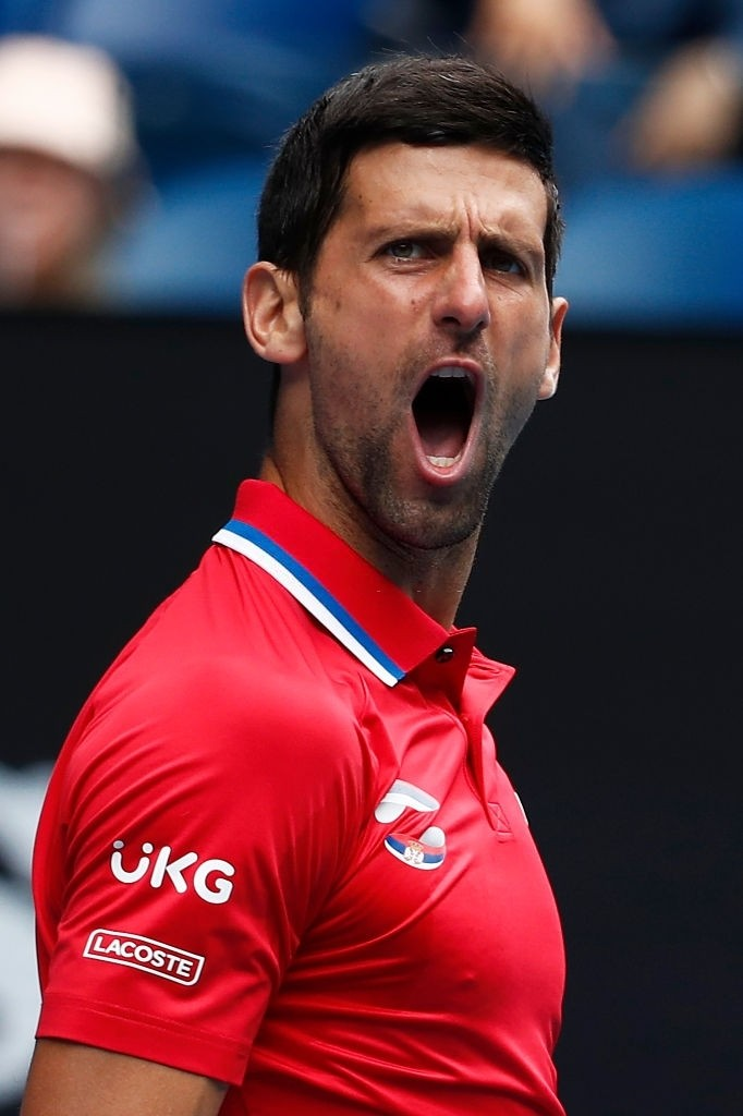 Novak Djokovic is absolutely right and He's amazing novak djokovic atp cup 2021