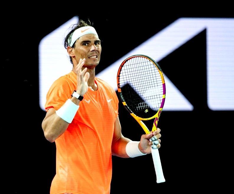 Rafael Nadal Emotional Interview after Tsitsipas Loss - Australian Open 2021