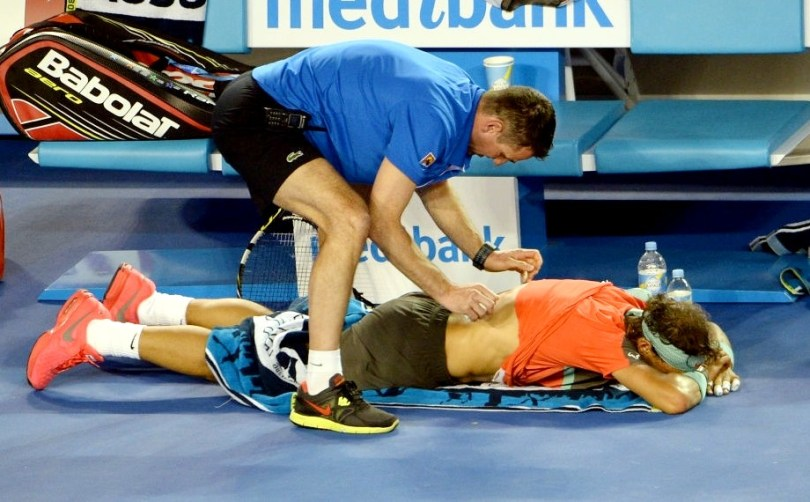 Rafael Nadal talks about retirement and why He's still playing Tennis Rafael Nadal injury