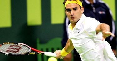 Roger Federer ATP Doha 2021 - Outfit