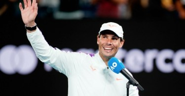 Rafael Nadal full interview of the 2nd round win